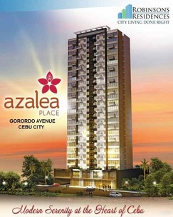 Azalea Place by Robinsons Residences -  Cebu Condominium For Sale